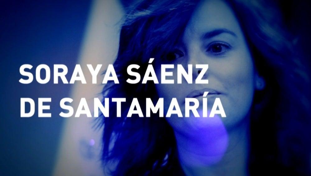 Perfil de Soraya Sáenz de Santamaría