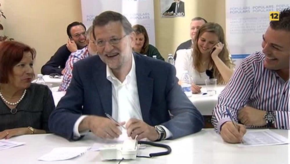 Mariano Rajoy, este sábado en laSexta Noche