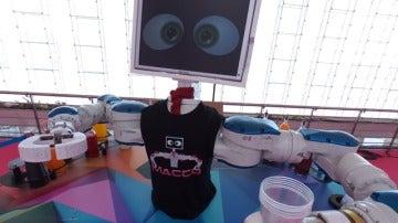 Macco robot camarero