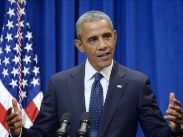 Barack Obama en una imagen de archivo