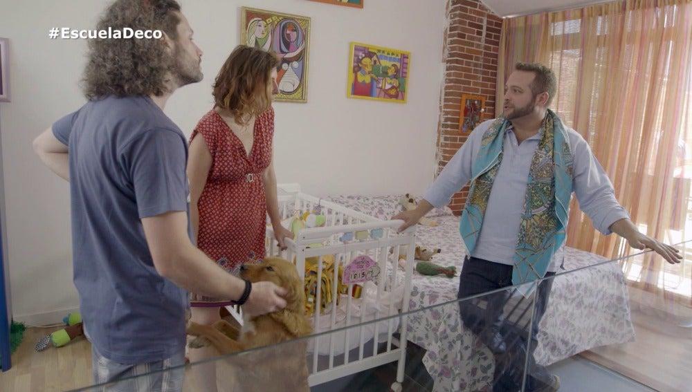 Emiliano comenta con Aleix el cambio que pretenden