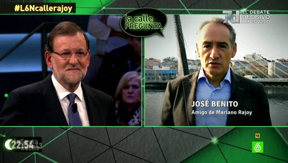 Amigo de Rajoy