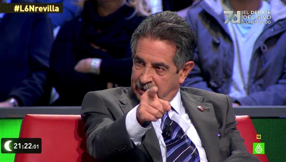 Miguel Ángel Revilla habla sobre Rajoy