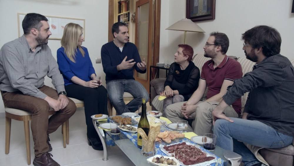 Isaac, un catalán partidario de la tercera vía