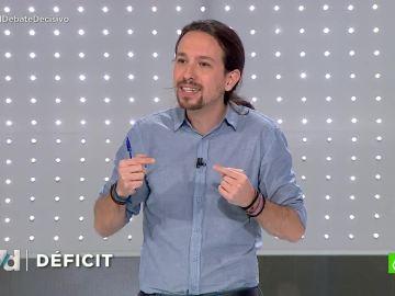 Iglesias habla de deuda