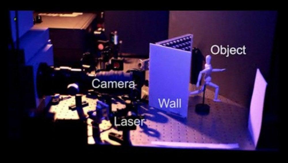 Desarrollan una cámara que detecta objetos ocultos a la vista