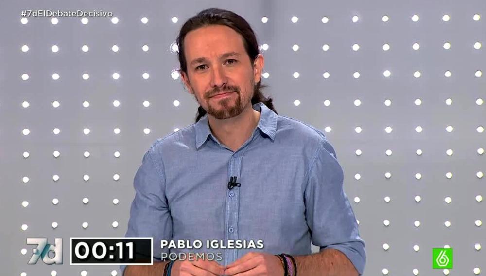 Pablo Iglesias en 7D