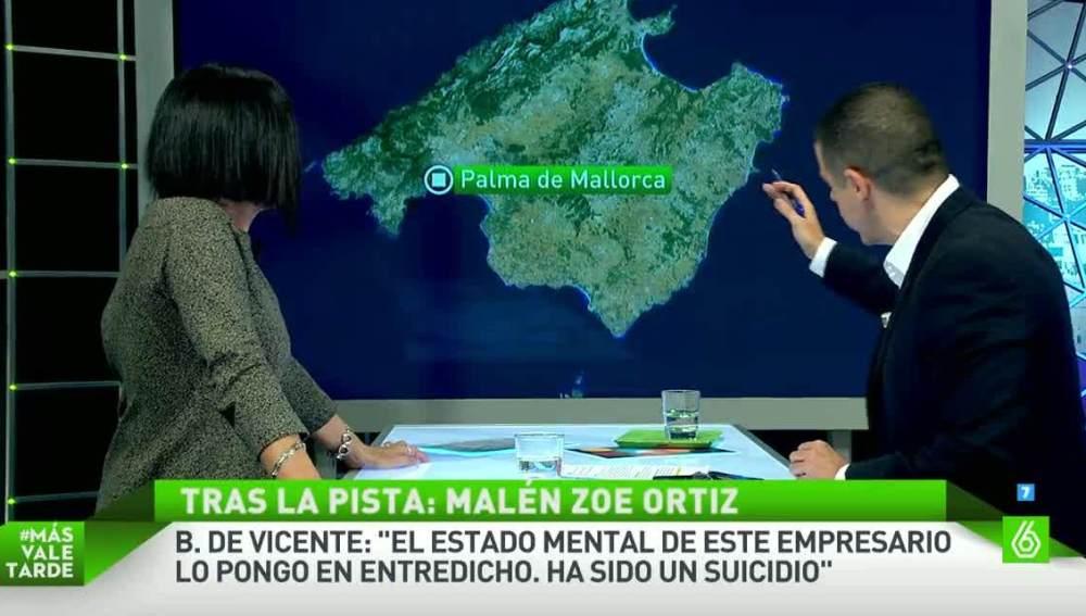 En busca de Malén en Mallorca