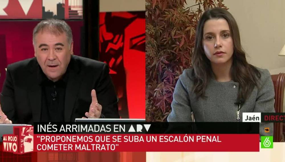 Inés Arrimadas, presidenta de C's en Parlament