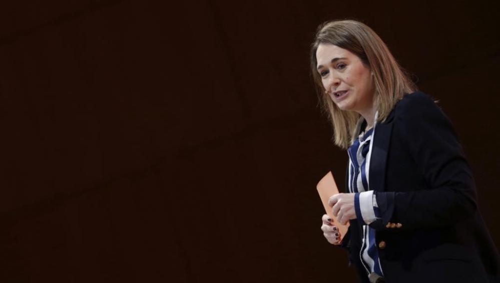La número tres de Ciudadanos por Madrid, Marta Rivera Cruz