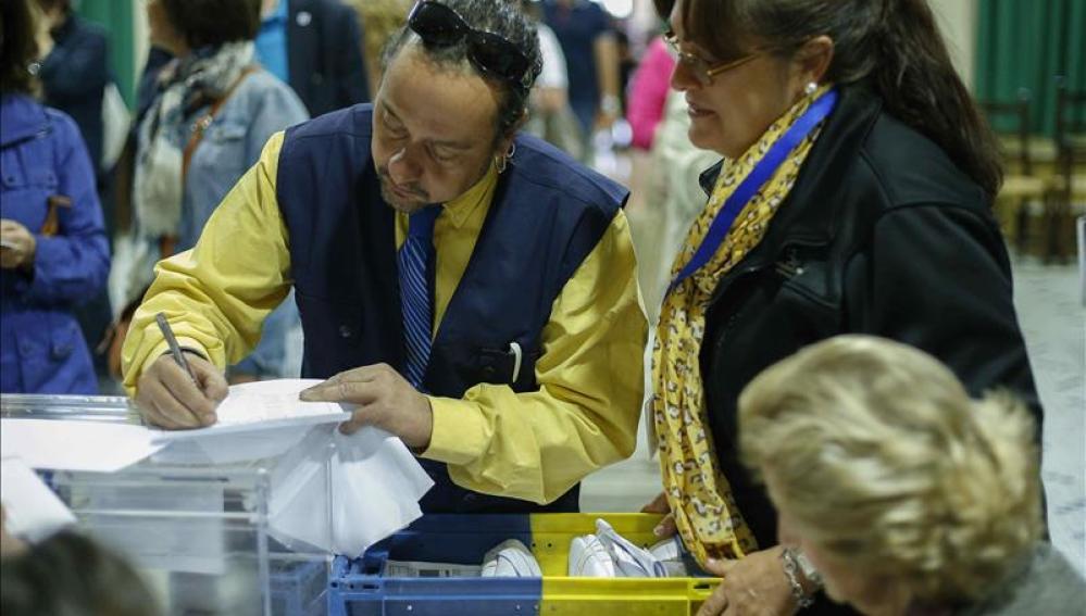 Voto por correo para las elecciones