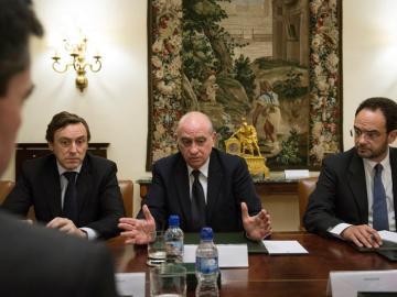 Reunión de la comisión de seguimiento del pacto de estado contra el terrorismo yihadista