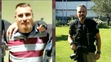 Los dos policías españoles muertos en el atentado talibán en Kabul