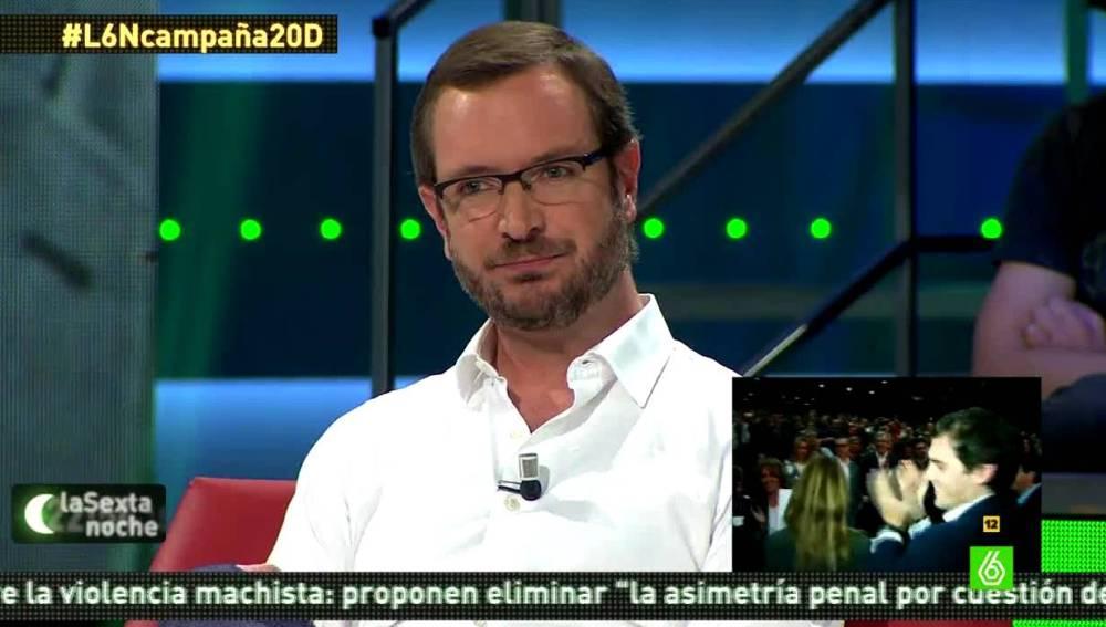 Javier Maroto en laSexta Noche