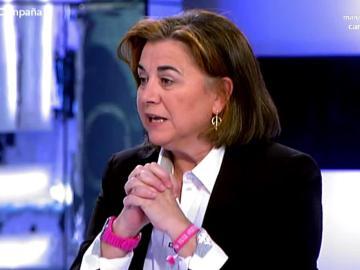 Lucía Méndez en El  Objetivo