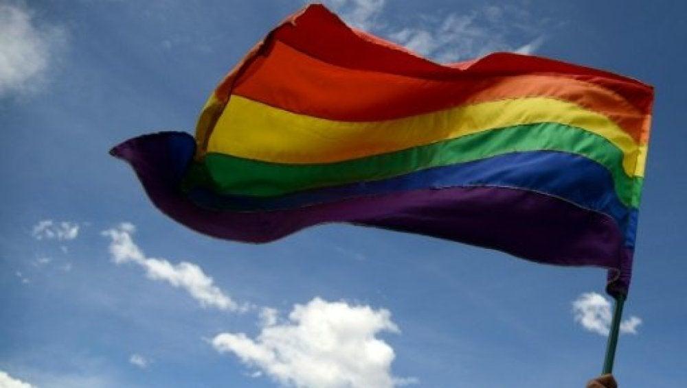 Bandera del colectivo homosexual