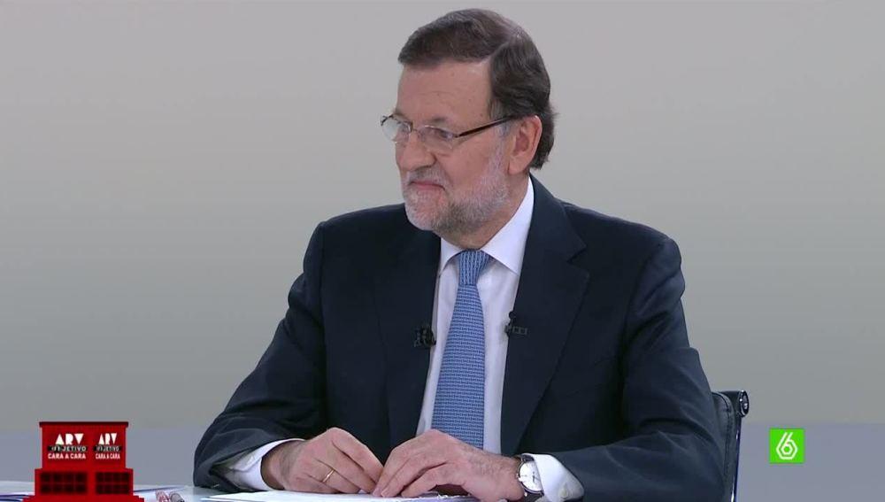 Mariano Rajoy, candidato a la presidencia del PP