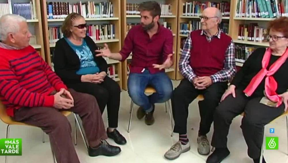 La tercera edad opina sobre el futuro gobierno de España