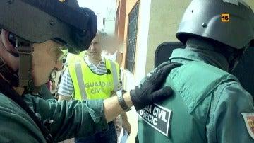 La guerra contra la droga de la Guardia Civil, en Comandancias