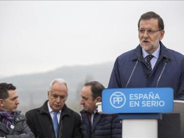 El presidente del PP y candidato a la Presidencia del Gobierno
