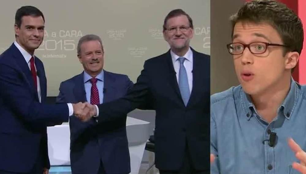 Íñigo Errejón, número dos de Podemos