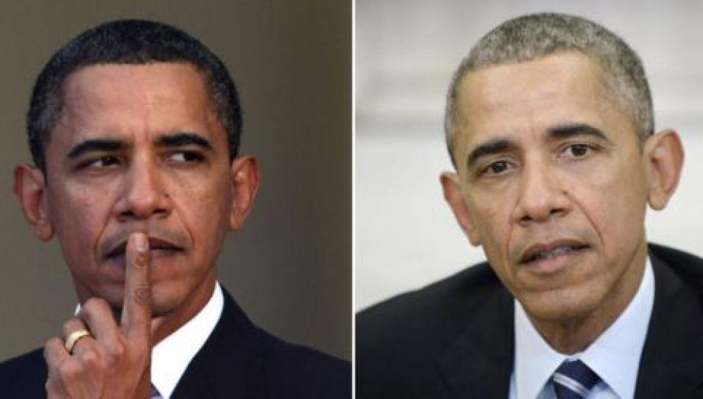 Barack Obama, antes y después de ser presidente de EEUU