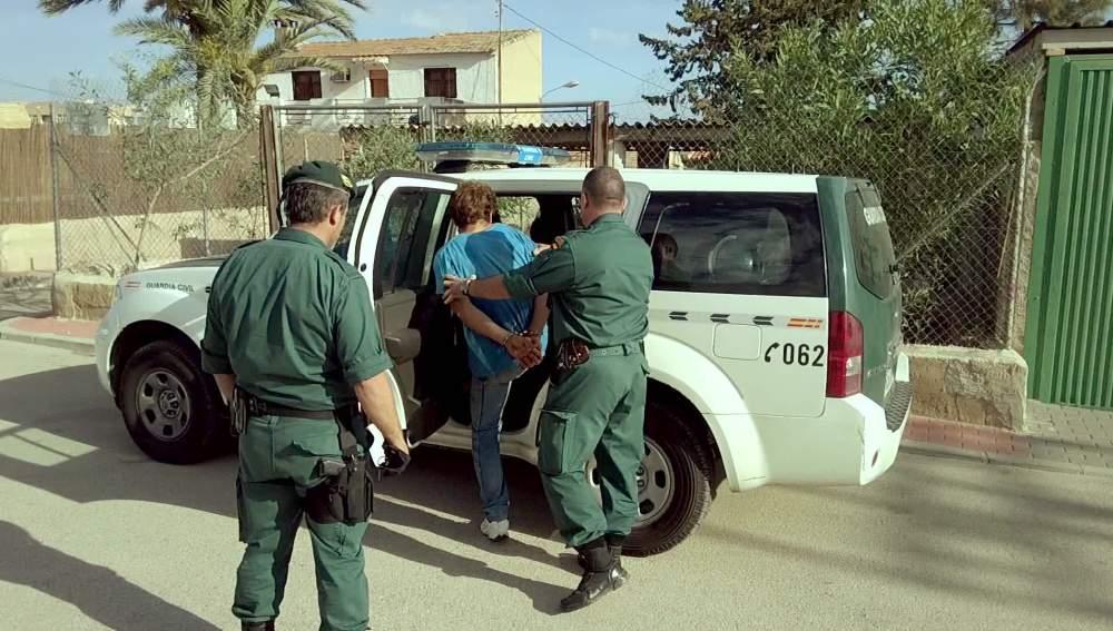 Uno de los machacas de una red de robo con fuerza habla tras su detención
