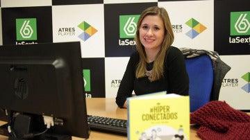 Encuentro digital con Lucía Taboada en Atresmedia