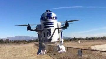 Dron de R2D2