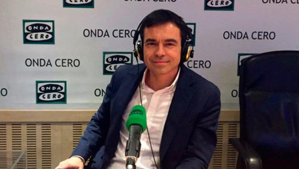 Andrés Herzog en Más de Uno