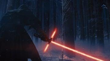 La nueva de Star Wars