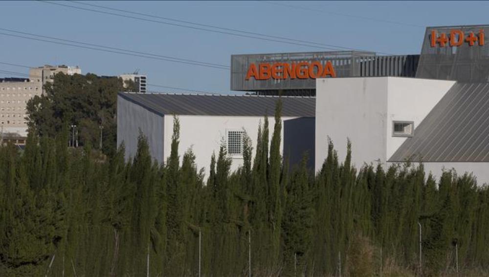 Imagen de la sede de Abengoa en Sevilla