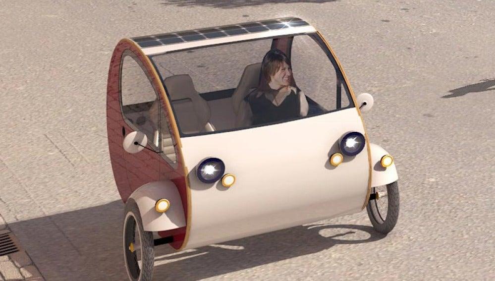 Mö, el primer vehículo solar del mundo