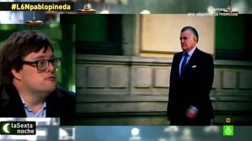 Pablo Pineda habla sobre corrupción