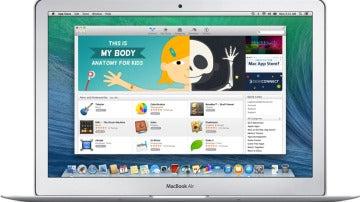 App Store en un Mac