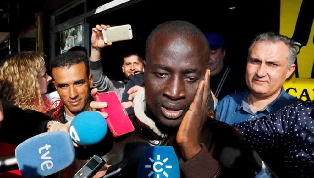 Un joven inmigrante en paro, premiado con El Gordo de Lotería