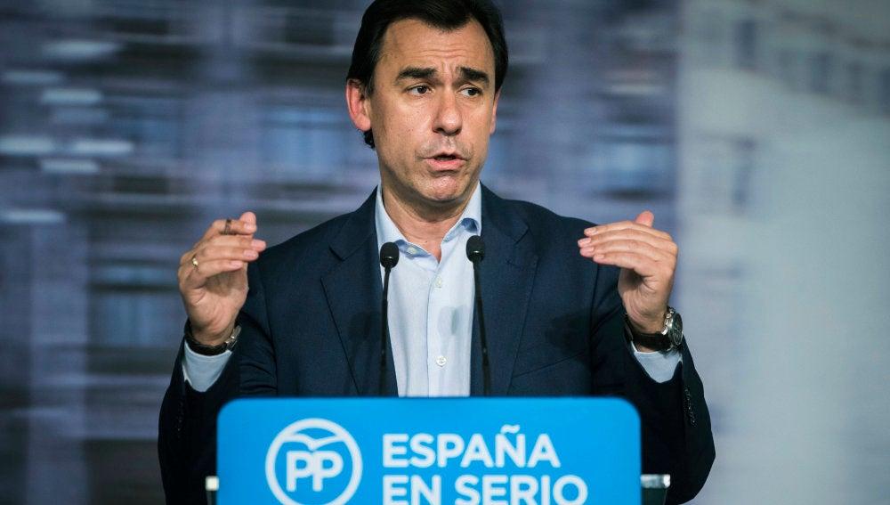 El vicesecretario de Organización y Electoral del PP y diputado electo por Zamora, Fernando Martínez-Maillo