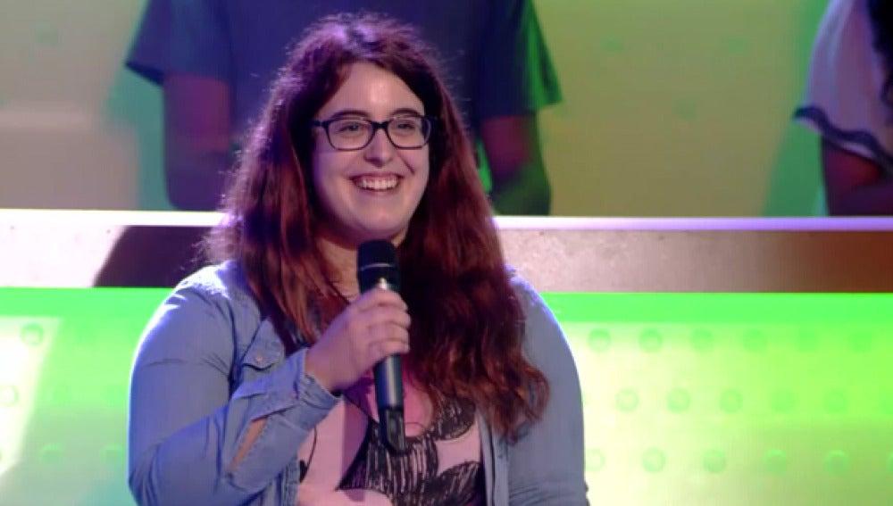 Lidia Diego, la ganadora del público de ¿Y tú qué sabes?