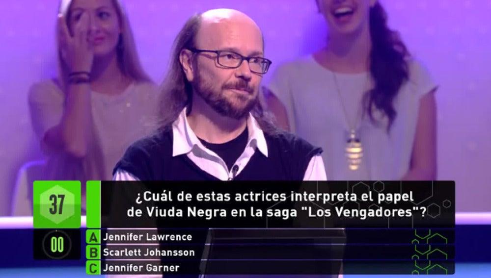 Santiago Segura, en ¿Y tú qué sabes?