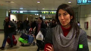 María, emigrante española