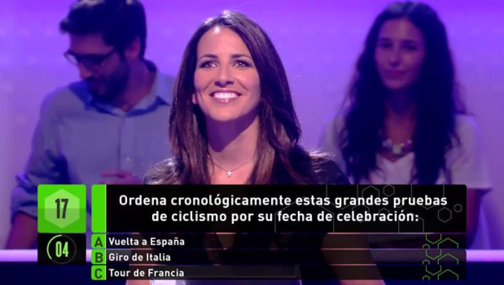 Irene Junquera, en ¿Y tú qué sabes?