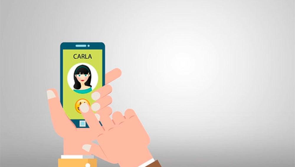 Crean una app para ligar en 7 minutos