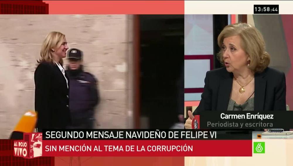 Carmen Enríquez en arv