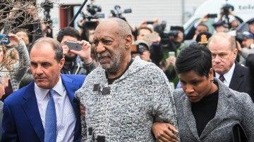 Arrestan a Bill Cosby