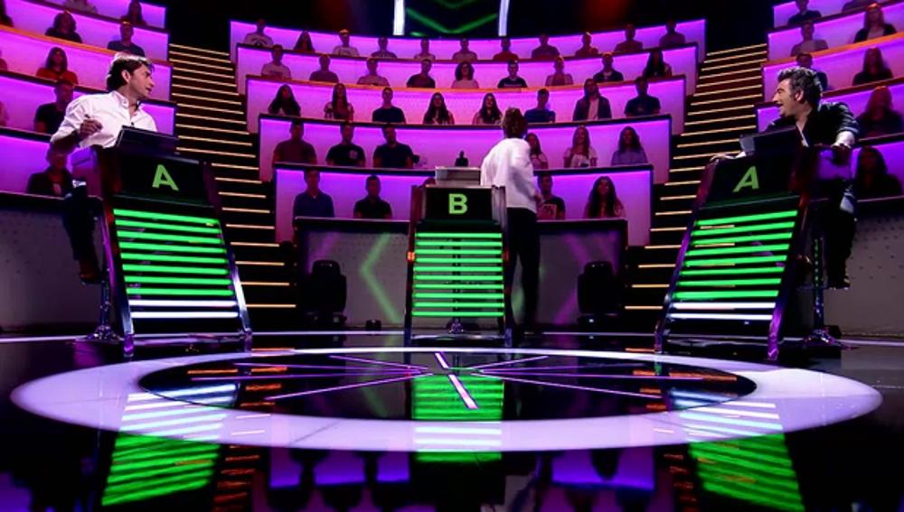 Llum Barrera quiere abandonar en la primera ronda