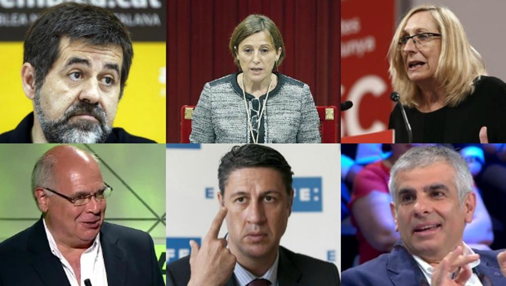 Los partidos reaccionan al 'no' de la CUP a Artur Mas