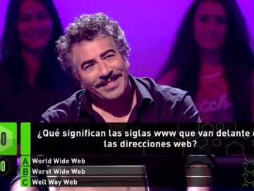 Agustín Jiménez, en ¿Y tú qué sabes?
