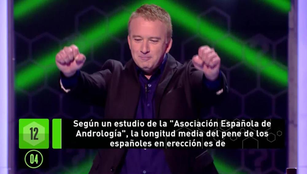 El presentador de ¿Y tú qué sabes?, Óscar Terol