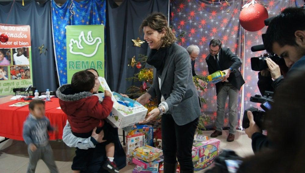 Comparte y Recicla, la mayor campaña de recogida de juguetes