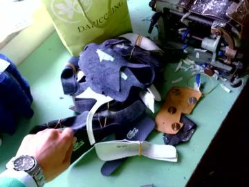 La Guardia Civil es testigo de la falsificación de calzado